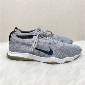 Nike Air Zoom Fearless Fly Knit Gray Running Shoes